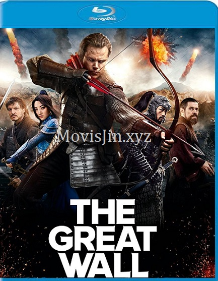 The Great Wall 2016 Movie BluRay Hindi 900MB Dual Audio Esusb 720p