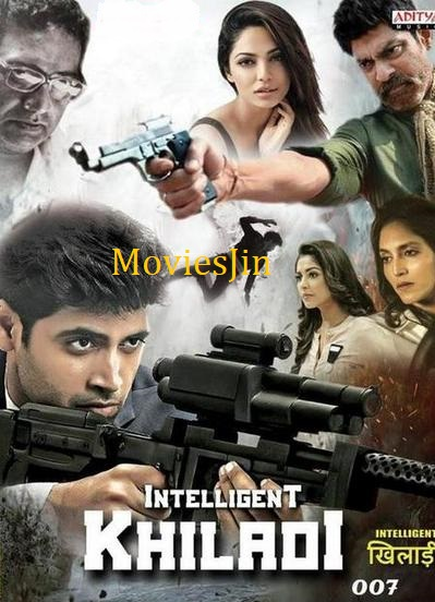 Watch Online Intelligent Khiladi 2019 300MB Movie Hindi Dubbed HDRip 480p Full Movie Download 300mbMovies