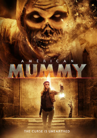 American Mummy 2014 BluRay 650Mb Hindi Dual Audio ORG 720p Watch Online Full Movie Download bolly4u