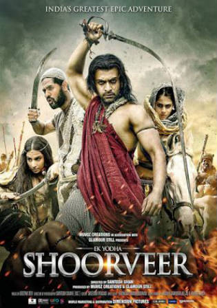 Ek Yodha Shoorveer 2016 WEB-DL 400MB Hindi Dubbed 480p Watch Online Full Movie Download bolly4u