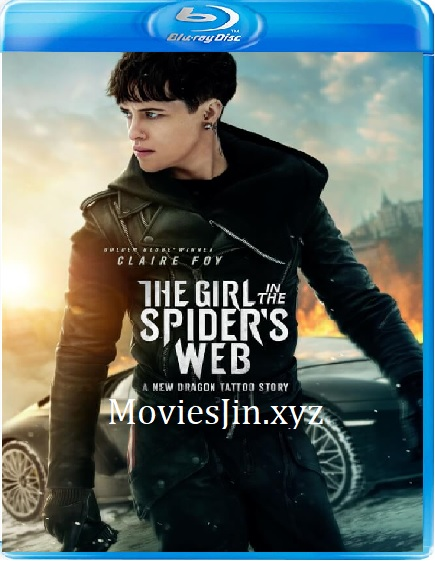 The Girl in the Spiders Web 2018 300MB Movie English BRRip 480p ESub