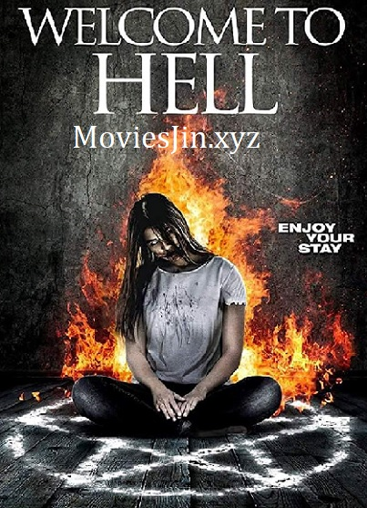Welcome to Hell 2018 300MB Movie English WEBRip Esubs 480p