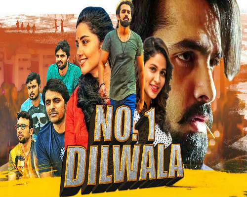 No 1 Dilwala 2019 HDRip 850MB Hindi Dubbed 720p Watch Online Full Movie Download bolly4u movies