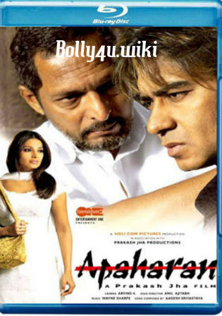 Apaharan 2005 BRRip 500MB Full Hindi Movie Download 480p Watch Online Free bolly4u