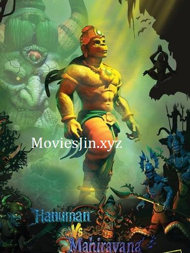 Hanuman Vs Mahiravana 2018 300MB Movie WEBDL Hindi 480p