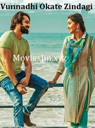 Vunnadhi Okate Zindagi 2017 300MB Movie Hindi UNCUT Dual Audio 480p