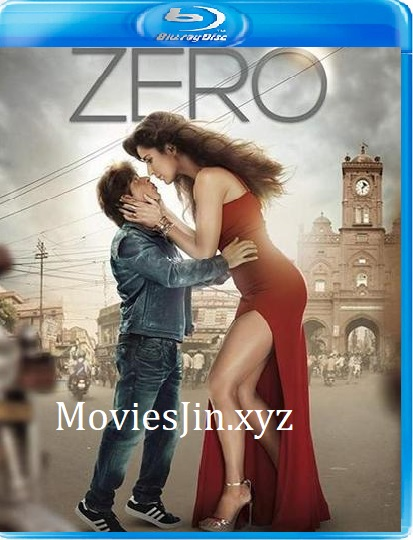 Zero 2018 300MB Movie Download WEBDL 480p