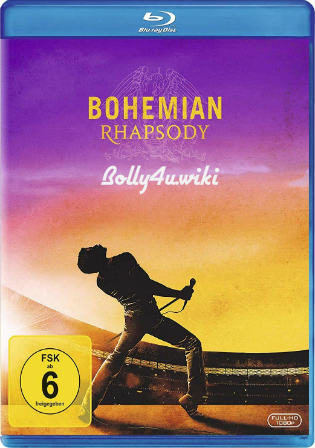 Bohemian Rhapsody 2018 BRRip 1GB Hindi Dual Audio ORG 720p ESub Watch Online Full Movie Download bolly4u