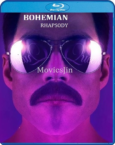 Bohemian Rhapsody 2018 400MB Movie Hindi BluRay Dual Audio 480p