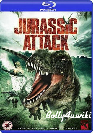 Jurassic Attack 2013 BluRay 900Mb Hindi Dual Audio 720p Watch Online Full Movie Download bolly4u