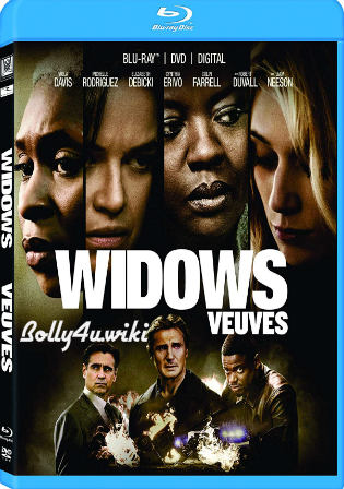 Widows 2018 BRRip 1GB Hindi Dual Audio ORG 720p ESub Watch Online Full Movie Download bolly4u