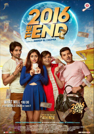 2016 The End 2017 HDTV 350MB Full Hindi Movie Download 480p Watch Online Free Bolly4u