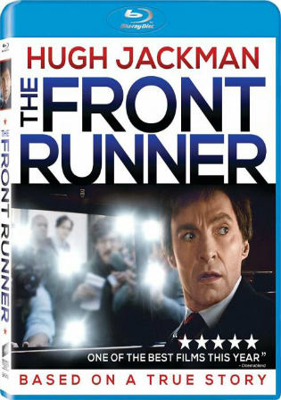 The Front Runner 2018 BRRip 999MB English 720p ESub