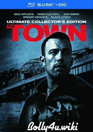 The Town 2010 BRRip 950Mb Hindi Dual Audio 720p Watch Online Full Movie Download bolly4u