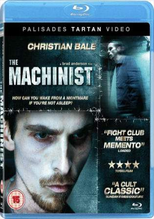 The Machinist 2004 BluRay 800Mb Hindi Dual Audio 720p Watch Online Full Movie Download bolly4u