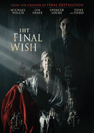 The Final Wish 2019 WEB-DL 800Mb English 720p ESub