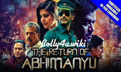 The Return Of Abhimanyu 2019 HDRip 400MB Hindi Dubbed 480p Watch Online Full Movie Download bolly4u