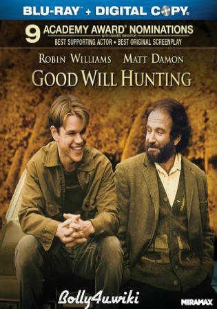 Good Will Hunting 1997 BluRay 400MB Hindi Dual Audio 480p Watch Online Full Movie Download bolly4u