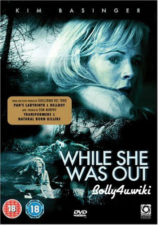 While She Was Out 2008 BluRay 250MB Hindi Dual Audio 480p Watch Online Full Movie Download bolly4u