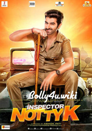 Inspector Notty K 2018 HDRip 1GB Bengali 720p