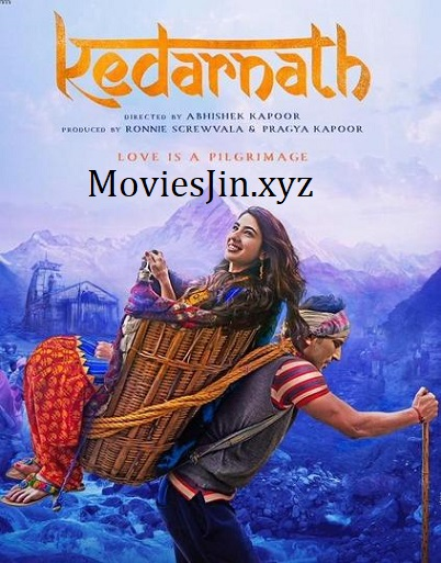 Kedarnath 2018 300MB Movie Download Hindi HDRip 480p