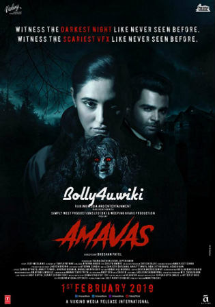 Amavas 2019 Pre DVDRip 700MB Full Hindi Movie Download x264 Watch Online Free bolly4u