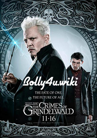 Fantastic Beasts The Crimes of Grindelwald 2018 WEB-DL 400MB Hindi Dual Audio 480p Watch Online Full Movie Download bolly4u