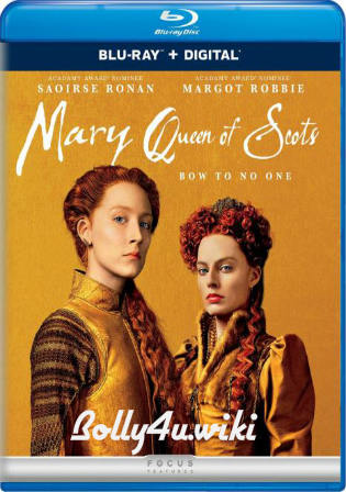 Mary Queen of Scots 2018 BRRip 1.1Gb English 720p ESub