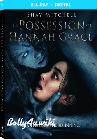 The Possession Of Hannah Grace 2018 BRRip 300MB Hindi Dual Audio ORG 480p Watch Online Full Movie Download bolly4u