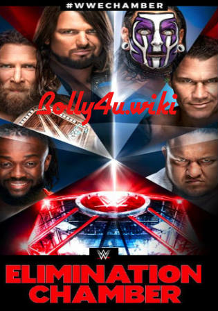 WWE Elimination Chamber 2019 PPV HDTV 480p 550Mb 17 Feb 2019