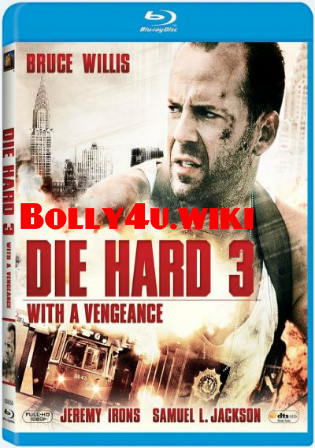 Die Hard with a Vengeance 1995 BRRip 400Mb Hindi Dual Audio 480p