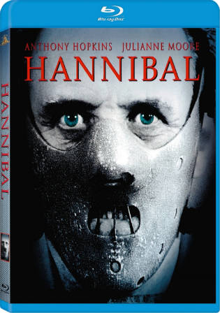 Hannibal 2001 BRRip 450MB Hindi Dual Audio ORG 480p ESub