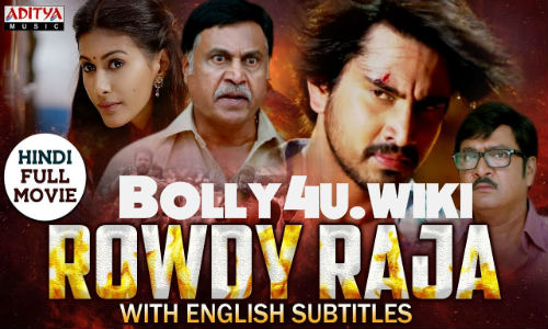 Rowdy Raja 2019 HDRip 350MB Hindi Dubbed 480p