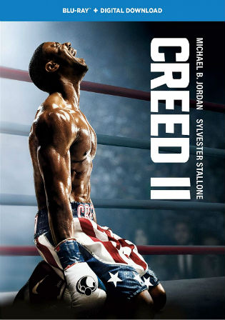 Creed II 2018 BRRip 400MB English 480p ESub Watch Online Full Movie Download bolly4u