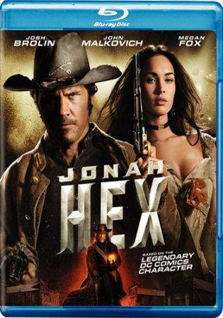 Jonah Hex 2010 BRRip 300Mb Hindi Dual Audio 480p ESub