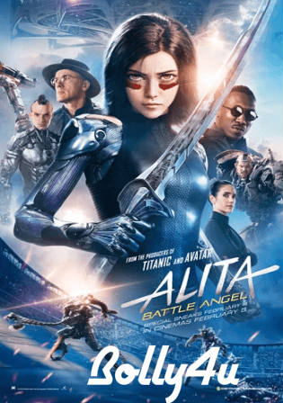 Alita Battle Angel 2019 HDTC 900MB Hindi Dual Audio 720p Watch Online Full Movie Download bolly4u