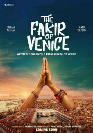 The Fakir Of Venice 2019 Pre DVDRip 300MB Hindi 480p Watch Online Free Download bolly4u