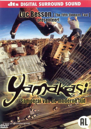 Yamakasi 2001 WEB-DL 300Mb Hindi Dual Audio 480p Watch Online Full Movie Download bolly4u