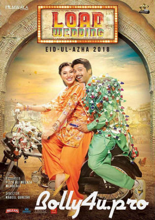 Load Wedding 2018 WEBRip 350MB Urdu 480p