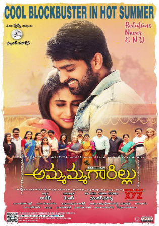 Ammammagarillu 2018 HDRip UNCUT Hindi Dual Audio 720p