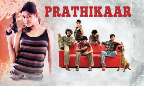 Prathikaar 2019 HDRip 950Mb Hindi Dubbed 720p Watch Online Full Movie Download bolly4u