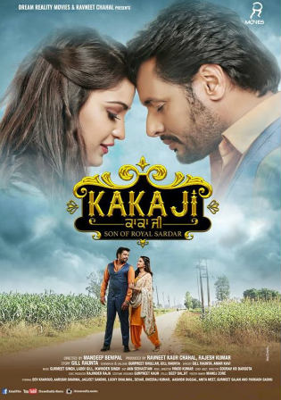 Kaka Ji Son Of Royal Sardar 2019 WEB-DL 850MB Punjabi 720p Watch Online Full Movie Download bolly4u