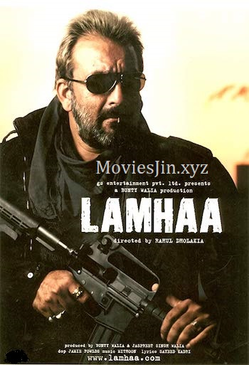Lamhaa The Untold Story Of Kashmir 2010 300MB Movie DvDRip 480p