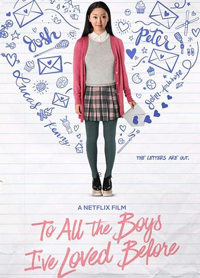 To All the Boys I've Loved Before 2018 300MB Movie Hindi Dual Audio 480p