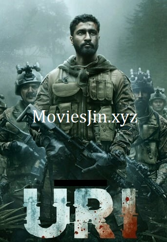Uri The Surgical Strike 2019 300MB Movie Hindi HDRip 480p