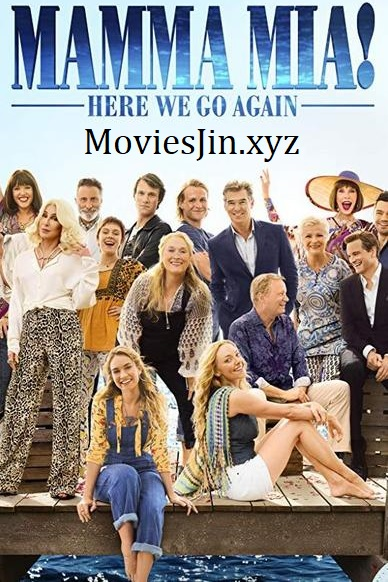 Mamma Mia 2008 Movie BluRay Hindi 850MB Dual Audio 720p
