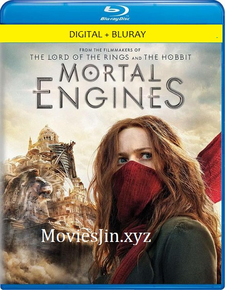 Mortal Engines 2018 BRRip Movie Hindi 400MB Dual Audio 480p
