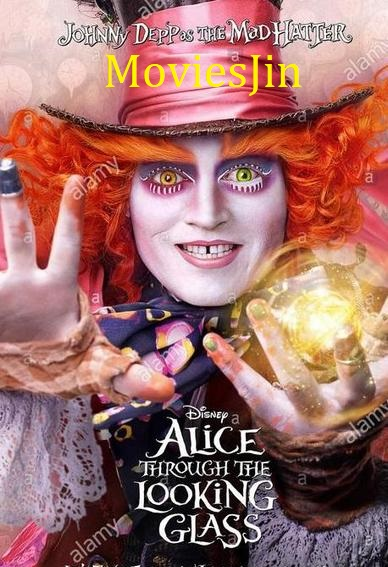 Alice Through the Looking Glass 2016 300MB Movie Hindi BRRip Dual Audio 480p Esubs