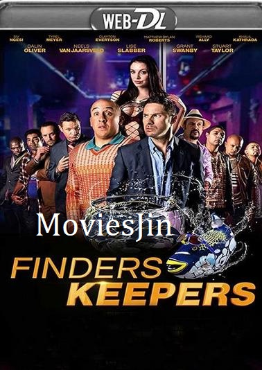 Finders Keepers 2017 Movie Hindi 800MB Dual Audio 720p Esubs