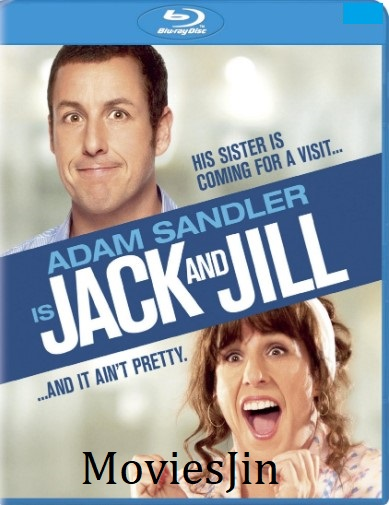 Jack and Jill 2011 300MB Movie Hindi BluRay Dual Audio 480p ESubs